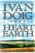 book cover for heart earth