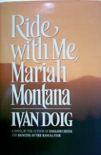 Ride with Me, Mariah Montana book cover image.