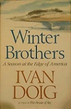 book cover for winter brothers