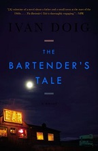 The Bartender's Tale book cover image.