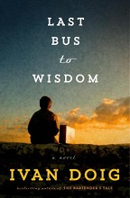 Last Bus to Wisdom book cover image.