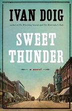 Sweet Thunder book cover image.