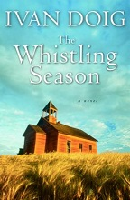 The Whistling Season book cover image.